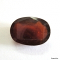Nice Faceted Oval Cut Hesonite Gem Stone,Rashi Ratan